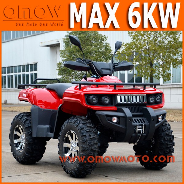 Electric 3KW 4x4 Quad Bike For Sale