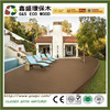 Eco wood wpc hollow decking anti-slip engineered flooring low price wpc flooring