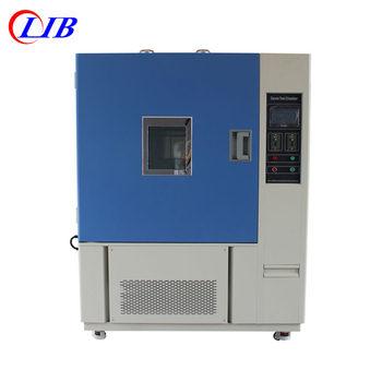 JIS K 6259, ASTM D1171, ISO 1431 Lab Static and Dynamic Ozone Test Chamber
