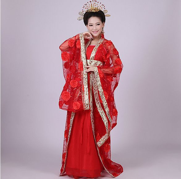 Ancient Costume Chinese Traditional Clothing Traditional Costume High ranked Imperial Concubine Costume Fairy Costume Women 527 - Traditional Wedding Timeline