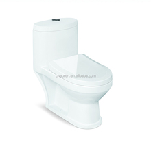 Portable washdown Child toilet one piece baby toilet sanitary ware kids wc