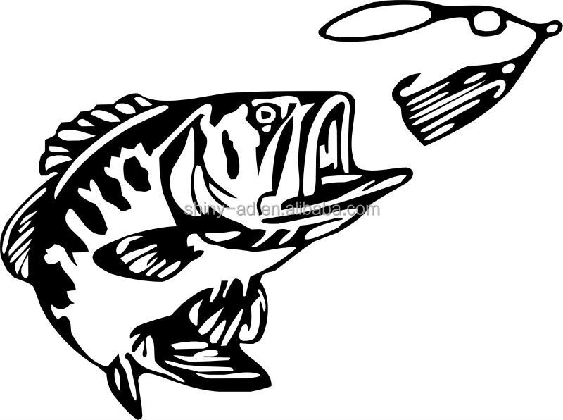 Custom Stickers Fishing Decals Buy Custom Stickers