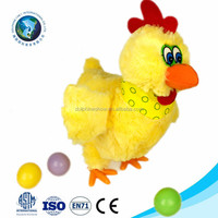 Meet European Standard Cheap Stuffed Chicken Plush Toy Cute Easter ...