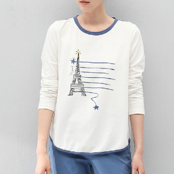 Beautiful Fancy Girl Long Sleeve T Shirt Custom T Shirt