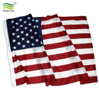 3x5ft 4x6ft 5x8ft Durable Polyester United States USA American flag (SC-NF05F06003)