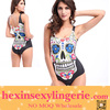 New Arrival animals and women sexy photos wholesale galaxy beachwear