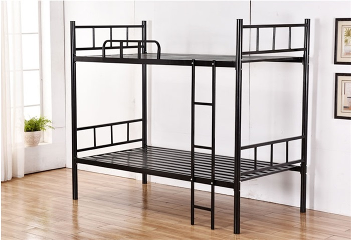 Black Twin Over Full Bunk Beds Frame Sale Bunker Cot Buy Bunker