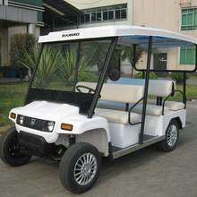 6 seats electric golf club car golf cart passenger vehicle for sale