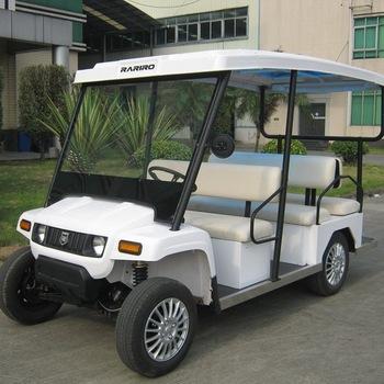 6 Zetels Elektrische Golf Club Car Golfkar Banden Voor Auto S Te