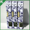 Elegant Chinese style designed pattern box house perfumes and fragrance reed diffuser