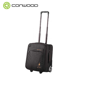 "Travel Time 360 Degree Wheel 16"" Laptop Trolley Bags Luggage"