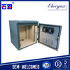 Stainless steel enclosures network cabinet solutions/outdoor metal cabinet/SK-185A wall or pole mounted network rack with fan