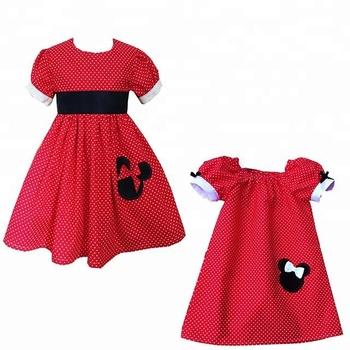 Minnie Dos Desenhos Animados Vestidos De Princesa Para O Bebe Doce