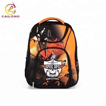4eaed6aaceb4d8 Custom Logo Low Moq Exercise Backpack Mens Sports Bag - Buy ...