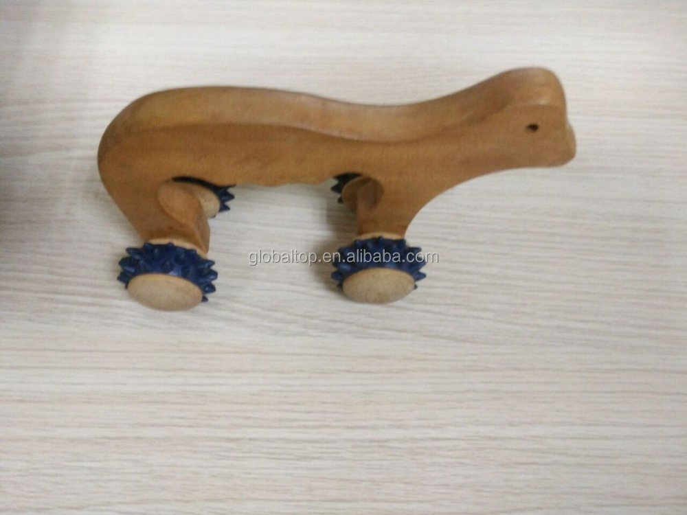 Chinatop 2016 horse-shaped wooden body messager