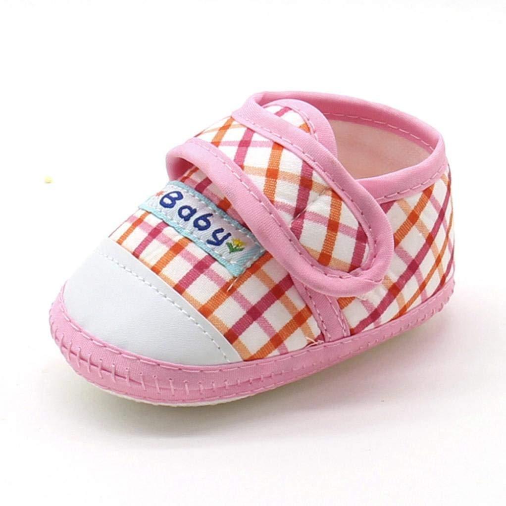 Toddler//Little Girl MONsin Girls Kids Casual Slip Leather Soft Sole Flat Shoes On Ballerina