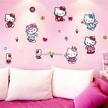 Hello Kitty Wall Stickers, Hello Kitty Wall Stickers Suppliers And  Manufacturers At Alibaba.com Part 79