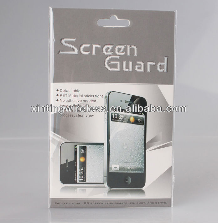 Wholesale Clear Screen Protector Dustproof Screen Protector Films For Nokia Lumia 822 (Verizon) Shield Film