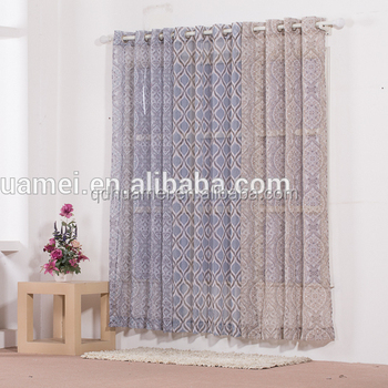 Types Of Curtain Fabrics For Window Stand