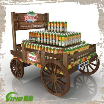 Four Wheel Carts,Flower Cart,Display With Carts,Decorative Cart,Antique  Garden Cart - Buy 4 Wheel Garden Carts,Cart With Wheels Handle,Serving Cart