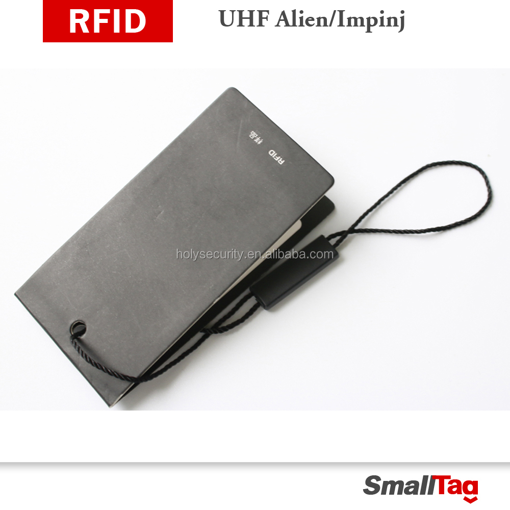 Clothing RFID paper garment hang tags