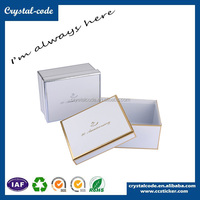 High cost-effective cosmetic white cardboard gift box indian wedding gift boxes