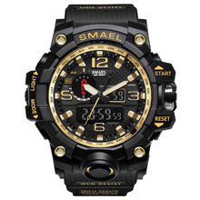 Hot Sale Best Selling Products swimming watches 50M waterproof Men's Military Sport Watch Digital & Quartz Man Sport Wrist Watch
