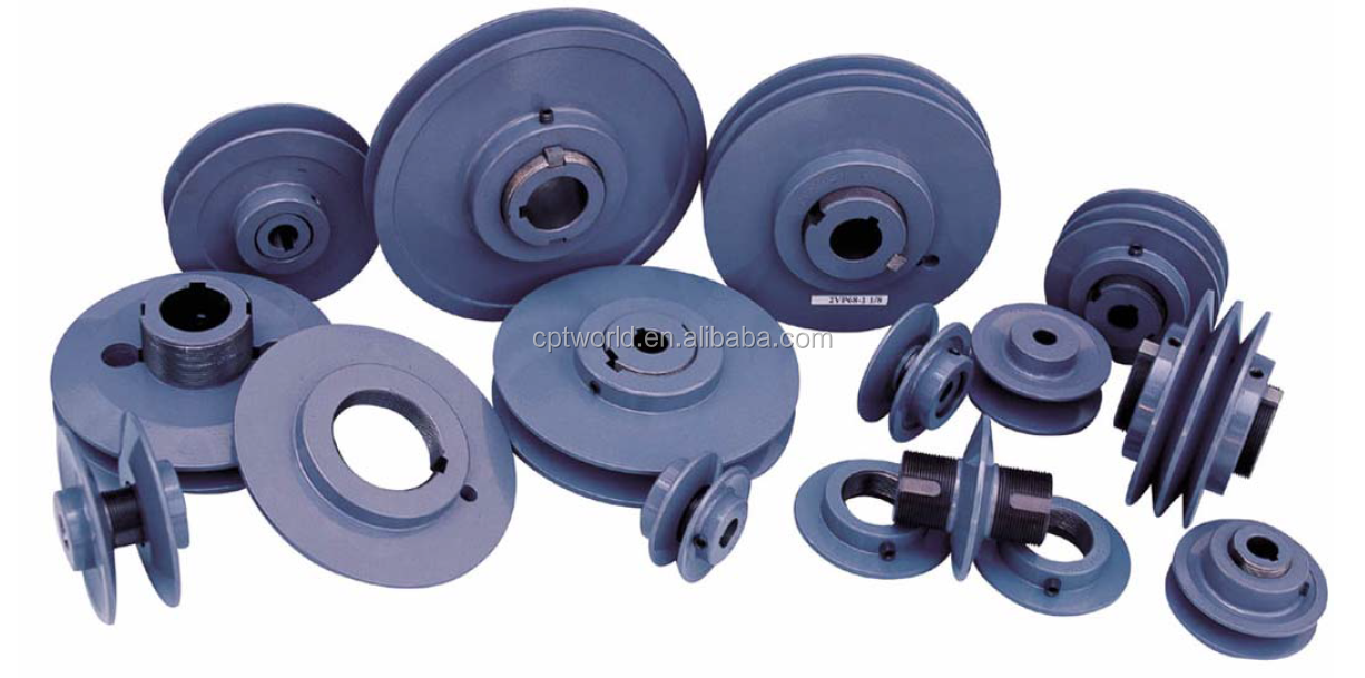 Single Groove Variable Pulley Belt Drive VP Pulley