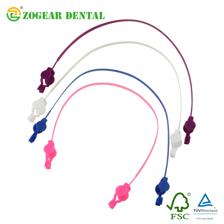 Reasonable 100 Pcs Dental Instrument Bib Clips Chain Napkin Holder Autoclavable Rubber Modern Techniques Teeth Whitening Oral Hygiene