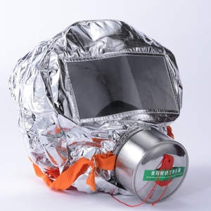 firefighter hood mask respirator