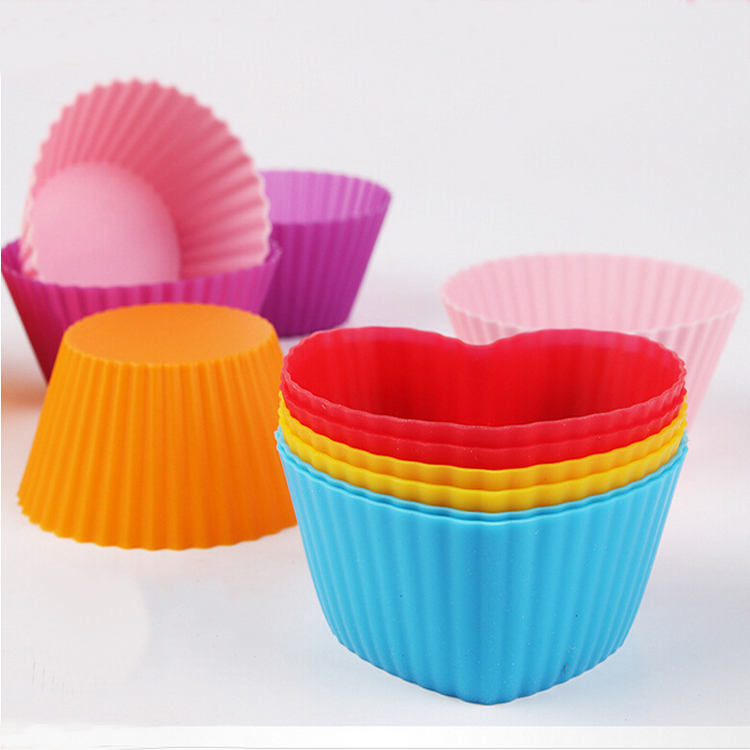Quality Assurance Cupcake Mold <strong>Silicone</strong> With Good Service
