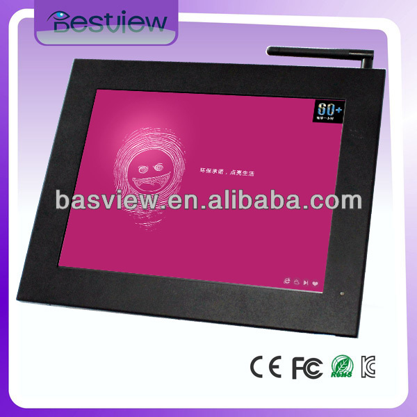 9.7'' Industrial Touchscreen Panel PC/Panel PC Windows XP Embedded