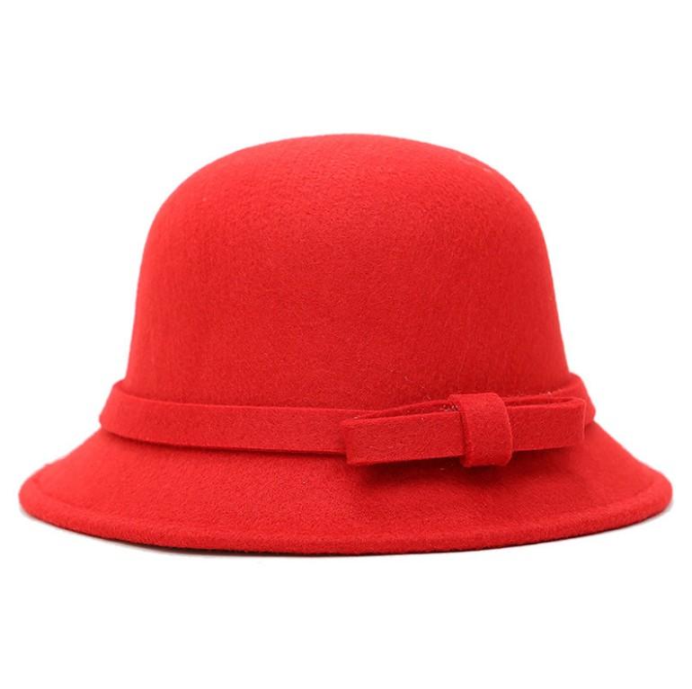 New design Rabbit Fur Hat Wool Felt Hat Ladies Dress Hats Wholesale From  China d0f3fc876ae