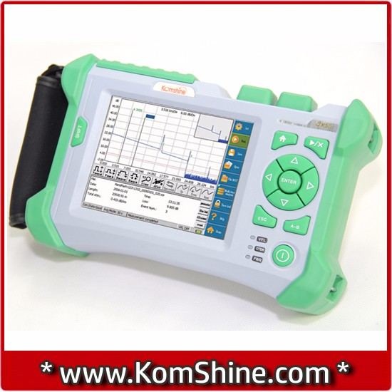 Supply Komshine New Fx35 Fusion Splicer/fiber Splicing Machine ...