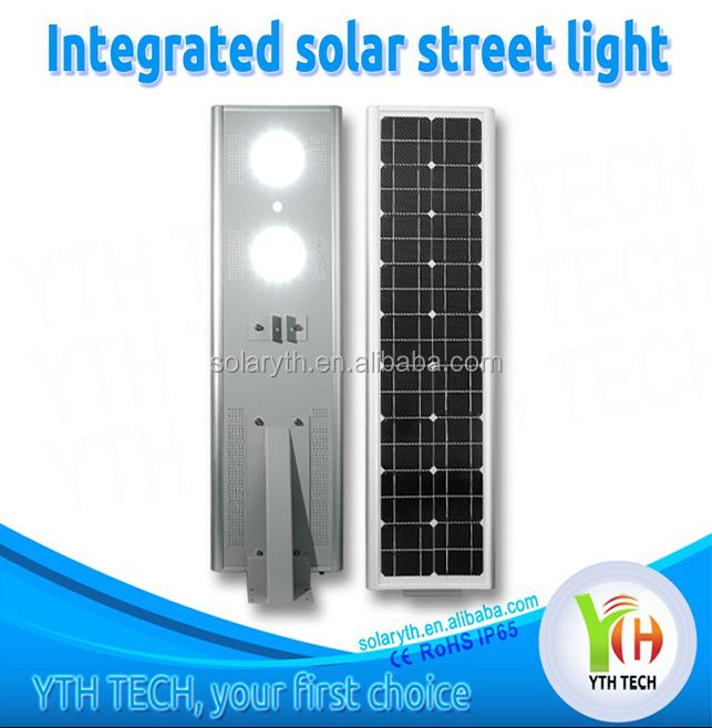 30w 60w New High Quality Prices Of Solar Street Lights .led Solar ...