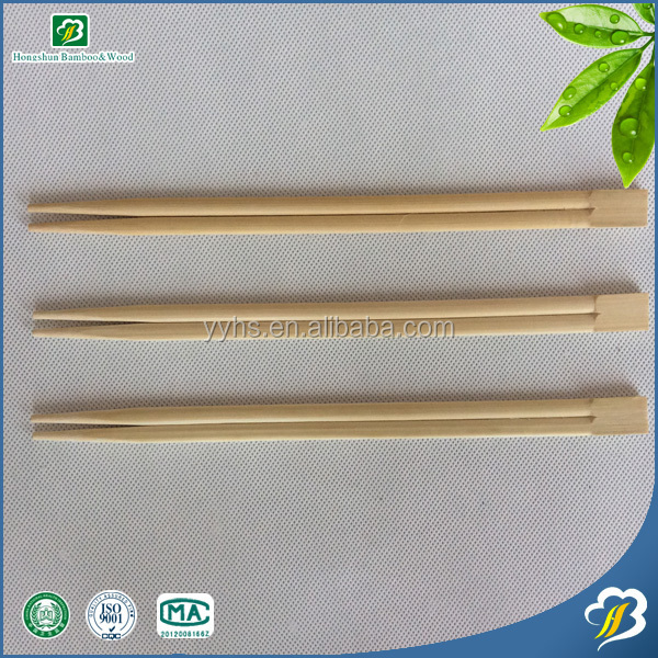 Pure and natural material made Korea and Japan popular disposable chopsticks for famous Japanese cuisine conveniently