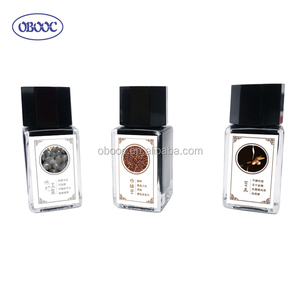 30ml Black Color Recycled Ink Calligraphy For Hero Fountain Pen