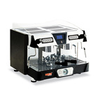 Coffee Shop Professional 2 Group Semi Automatic Commercial Espresso Coffee Machines