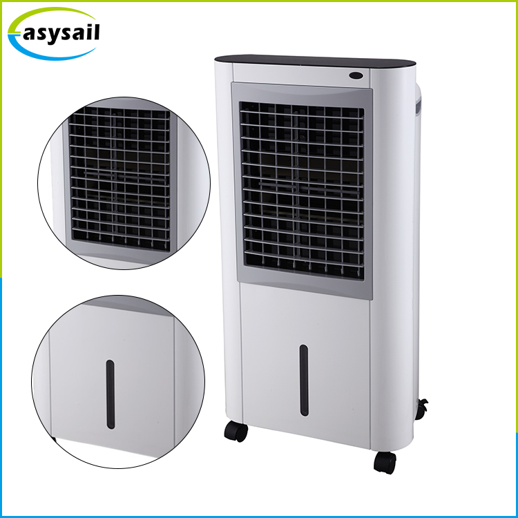 wholesale cooling systems air conditioner three air speed portable evaporative air cooler with honeycomb paper