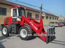 qingzhou wheel loaders for europe market