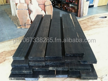 African ebony pictures