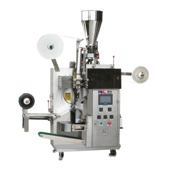 CE certificate automatic diet double tea bag packing machine price