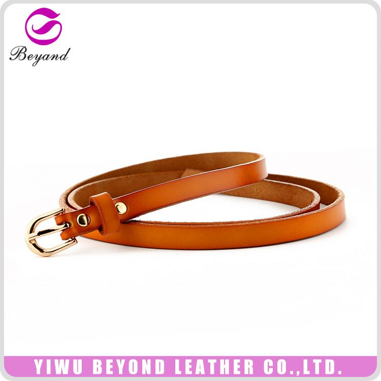 New coming good quality genuine leather belt exporter on sale
