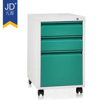 brand new c2950 631ef 3 Drawer Metal File Cabinet Commercial Office Furniture Movable Steel  Filing Cabinet - Buy Steel Locker,Colorful File Cabinets,3 Drawer Metal  File ...
