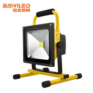 Convenient portable type led flood light indoor color ip65 10000k