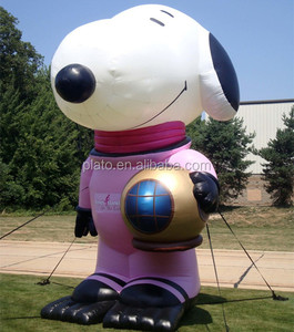 Custom Design Cartoon Characters,Advertising Inflatable Snoopy