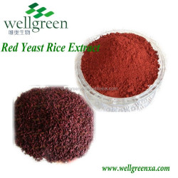 100% Natural Food color plant Red instant yeast rice extract