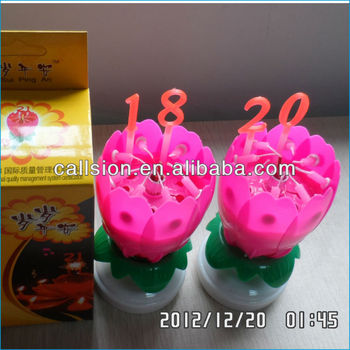 Wholesale Birthday Candle Fireworks Best Greetings