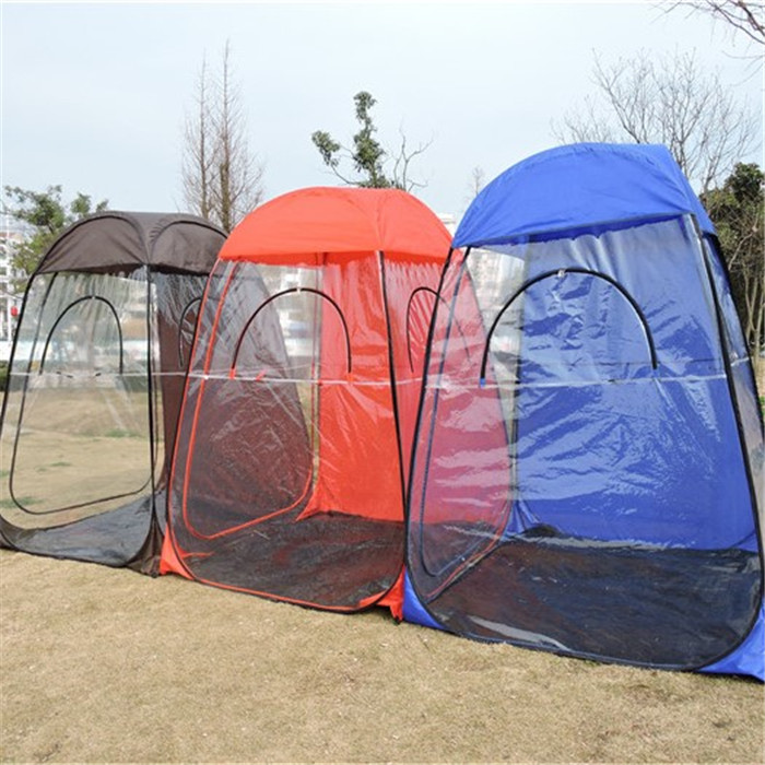 2017 new prodcut outdoor under the weather chair tents pop up tent for sport watching wholesale