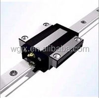 Fine appearance China linear slides with end machine
